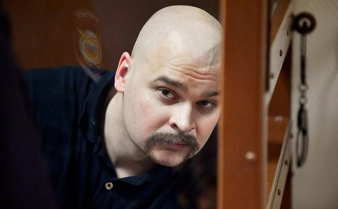 Марцинцевич перед смертью написал, что дал показания на своих соратников / фото rbc