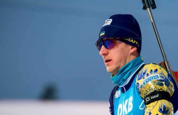 Дмитрий Пидручный - лидер украинской сборной / фото biathlon.com.ua
