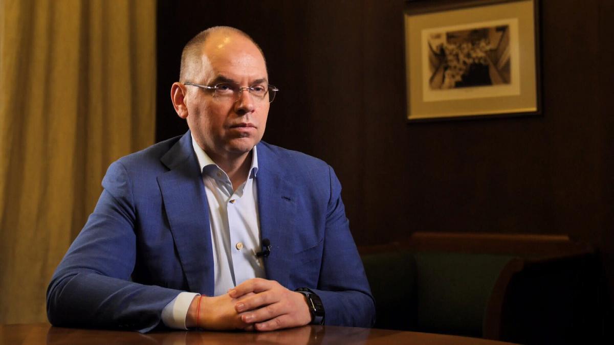 Степанов впевнений, що українці не залишаться без вакцини, вакцина / скріншот