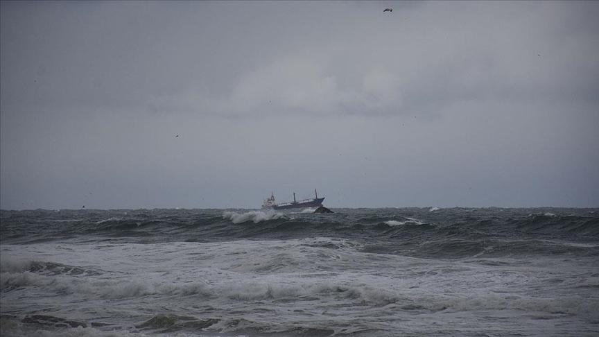 У берегов Турции затонул корабль с украинцами на борту / фото aa.com.tr