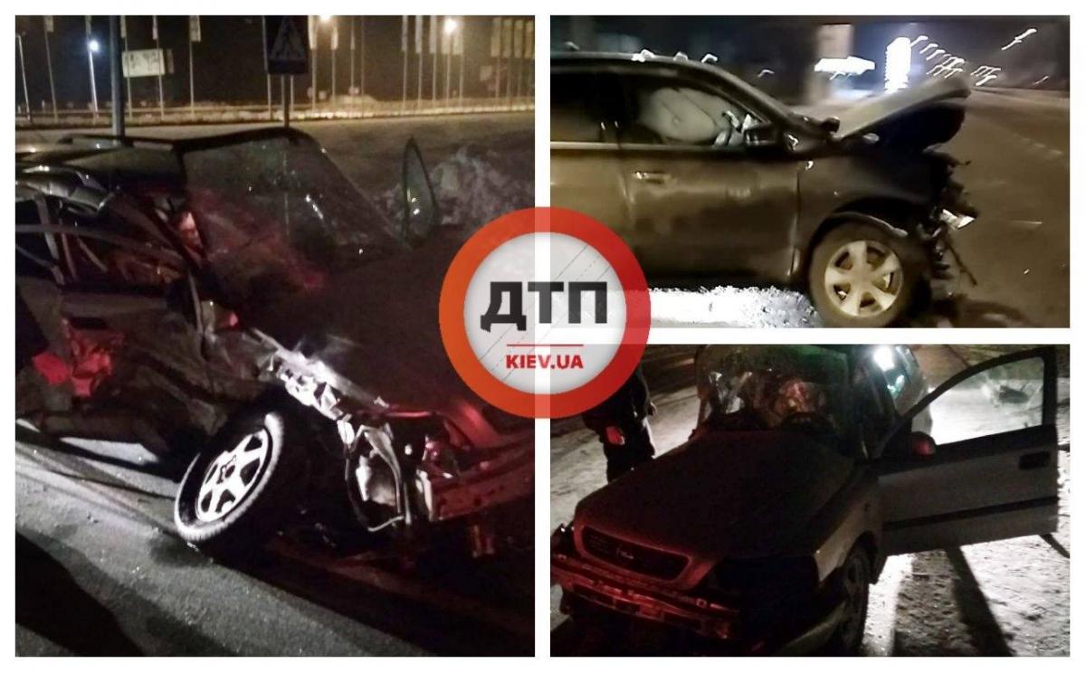 Смертельна аварія під Києвом / dtp.kiev.ua