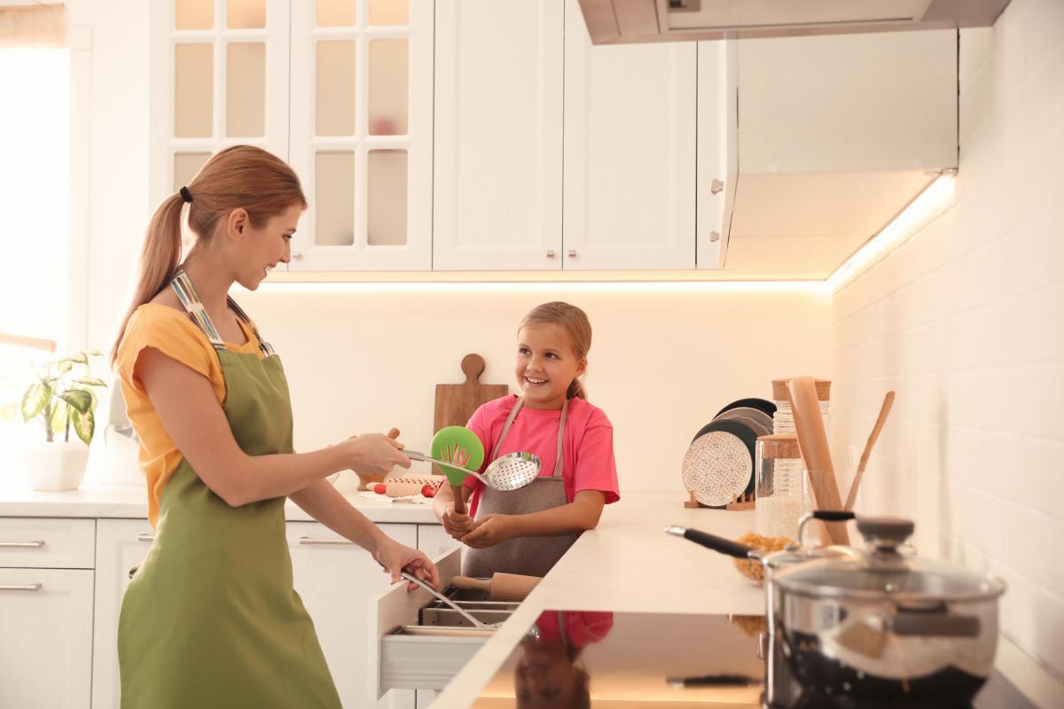Каждая пятая мама не успевает по работе / фотоua.depositphotos.com