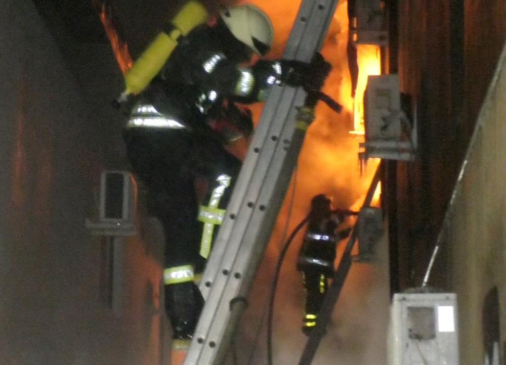Пожежу загасили вчора ввечері / фото ДСНС