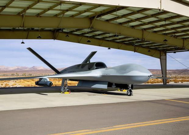 У США випробували ударний безпілотник Avenger / фото General Atomics