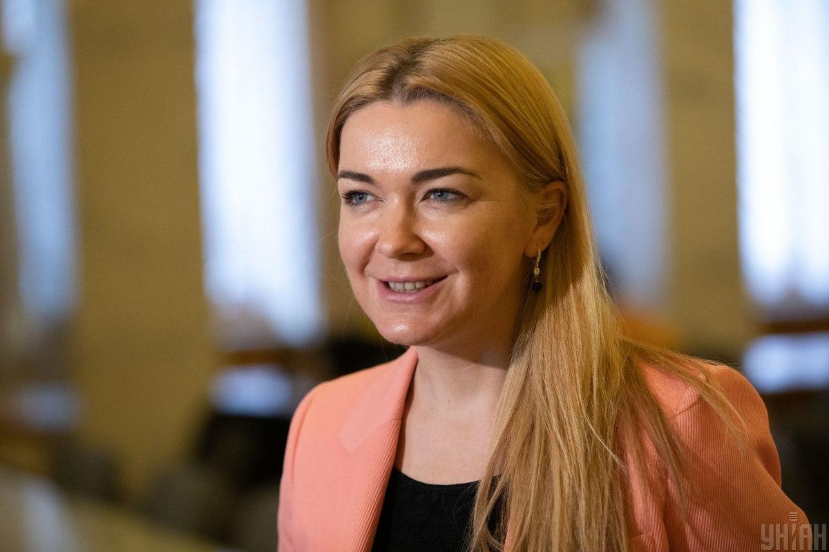 Елена Мошенец считает, что коронавирус может быть биологическим оружием / фото УНИАН, Александр Кузьмин
