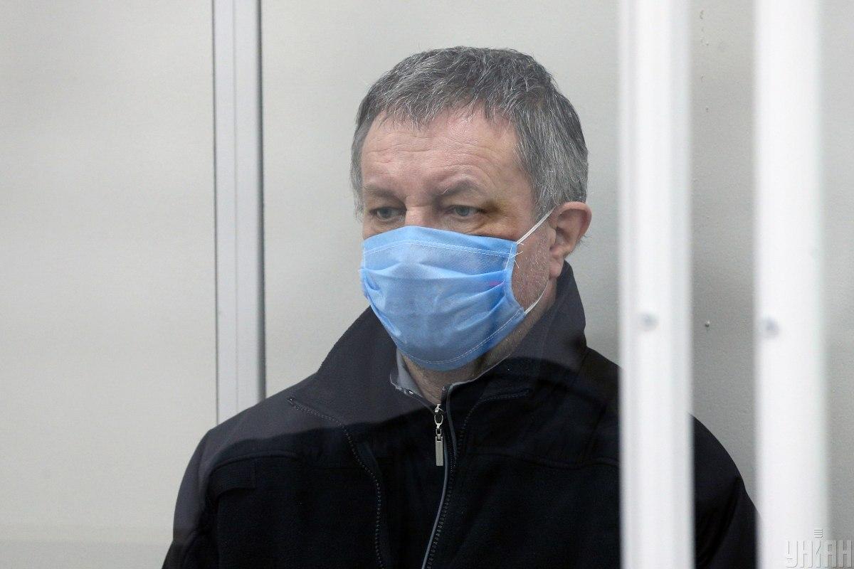 Суд продовжив арешт генерал-майору СБУ Валерію Шайтанову / фото УНІАН, Віктор Ковальчук