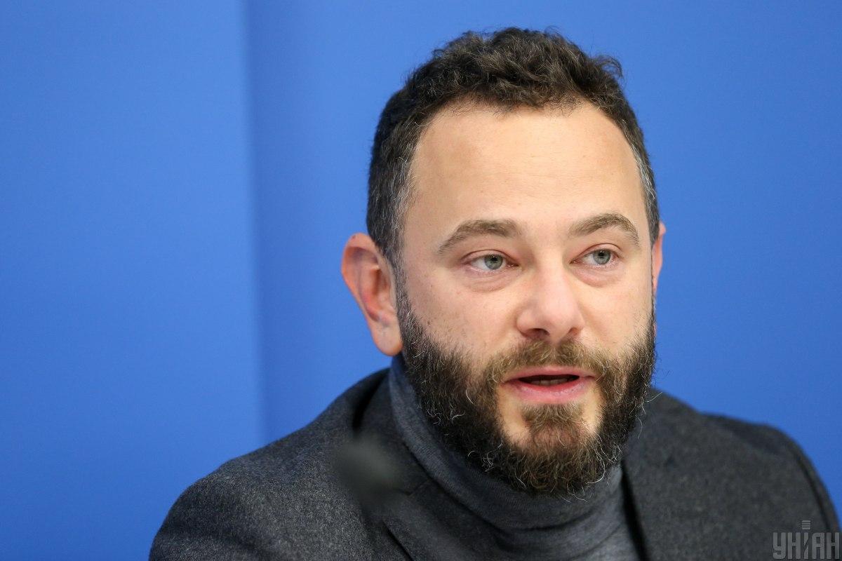 Александр Дубинский / фото УНИАН, Вячеслав Ратынский