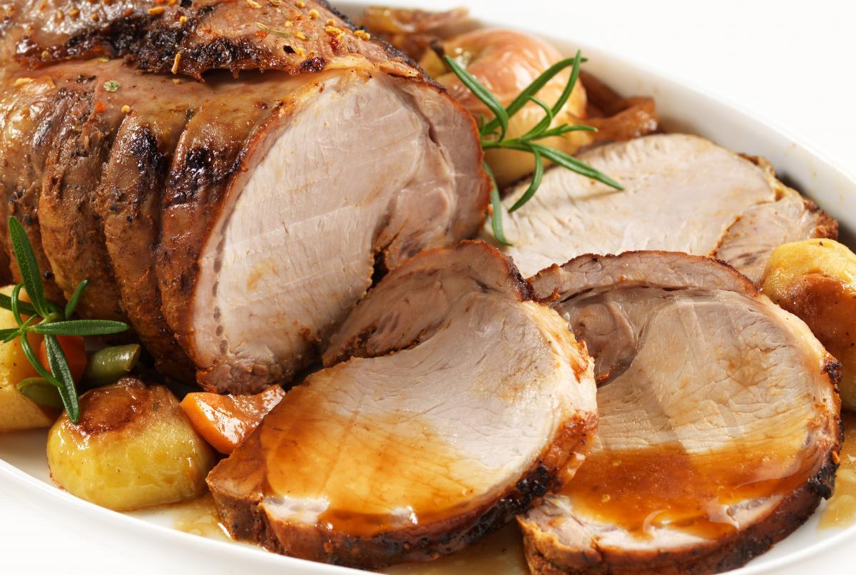 Как приготовить буженину из свинины в духовке / фото ua.depositphotos.com