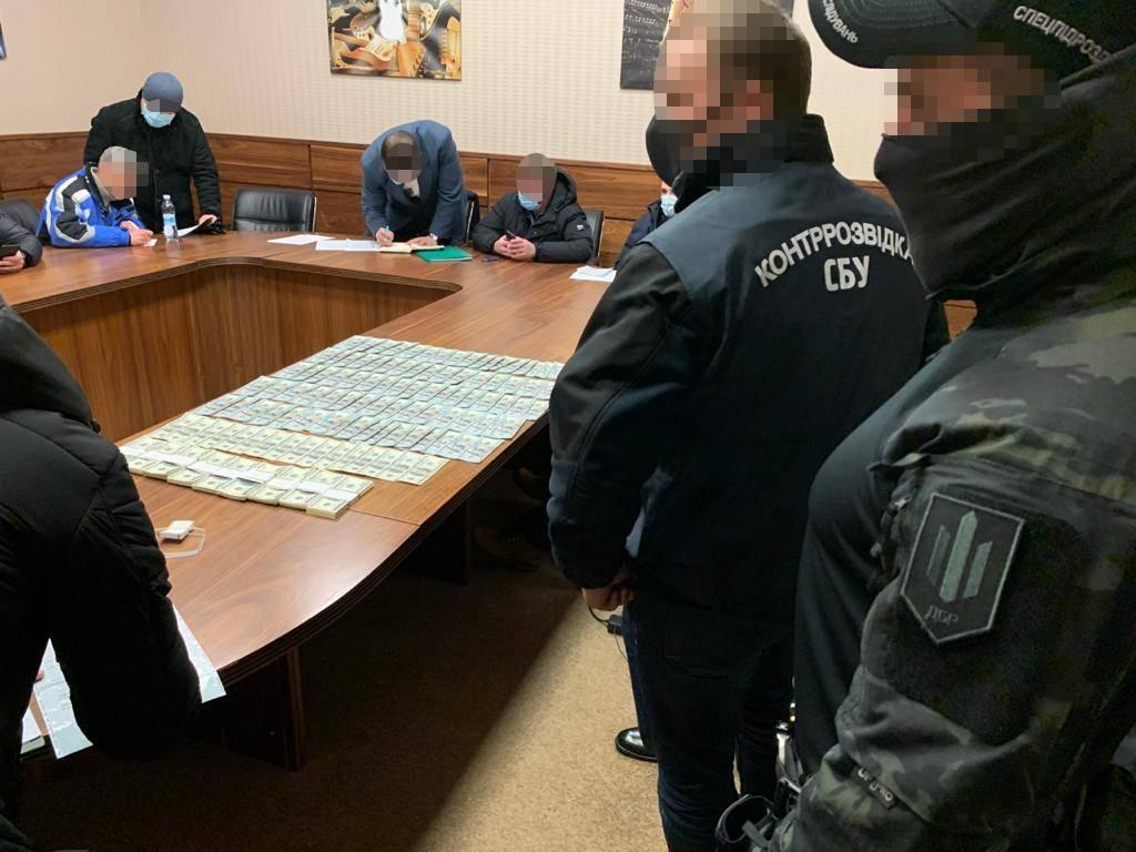В Киеве задержали наглого мошенника / офис Генерального прокурора