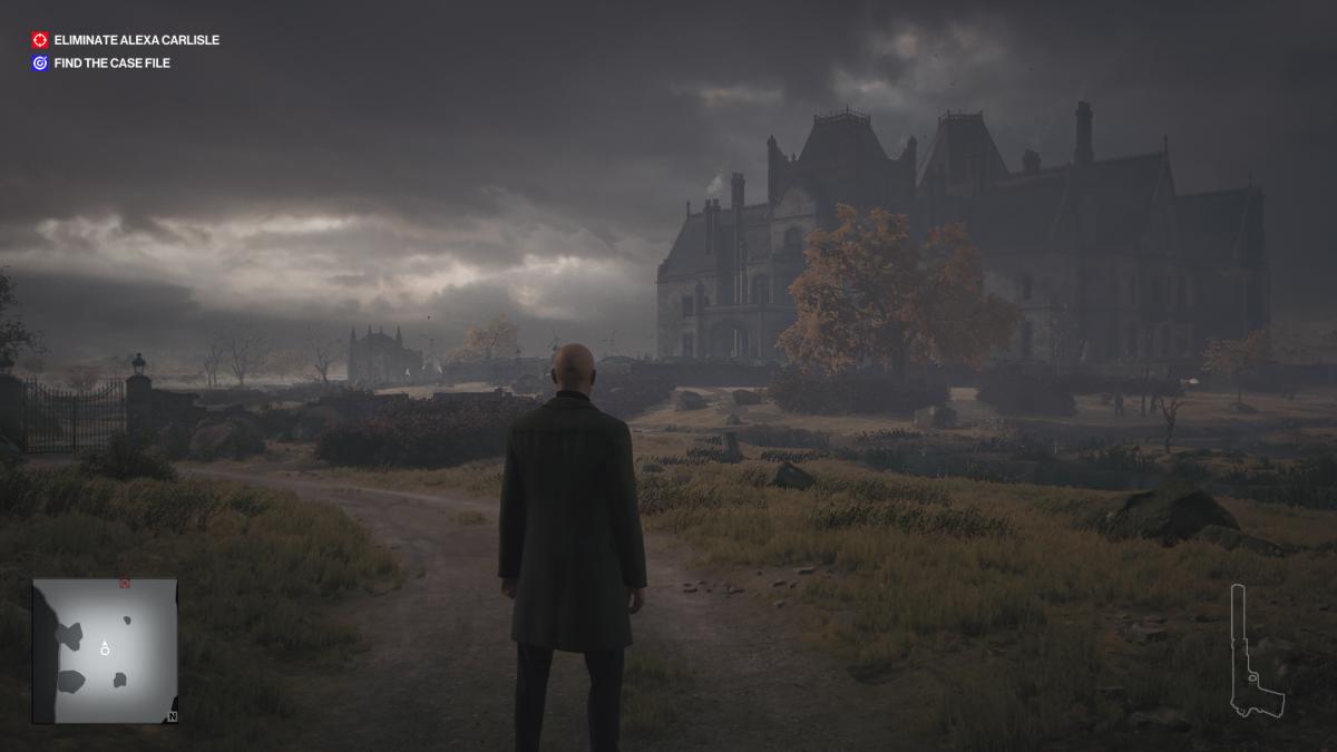 Встречайте - поместье Дартмур в мрачном предместье Лондона / скриншот