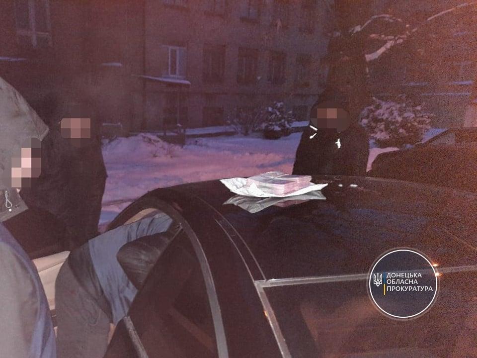На Донетчине задержан следователь и бывший полицейский / фото facebook.com/don.gp.gov.ua