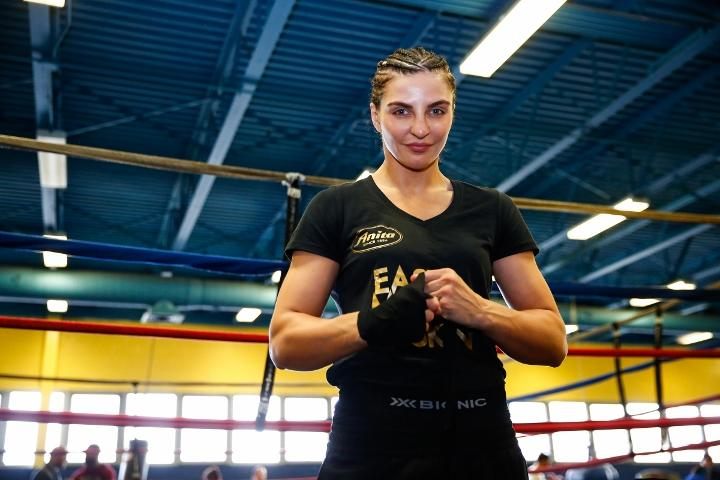 Кристина Хаммер одержала 26 побед в 27 боях / фото BoxingScene