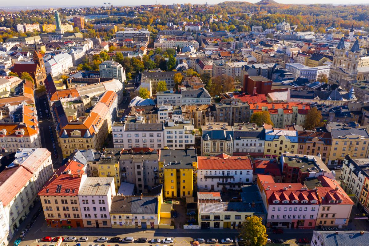 SkyUp to launch flights from Kyiv to Czech Ostrava / Photo from ua.depositphotos.com