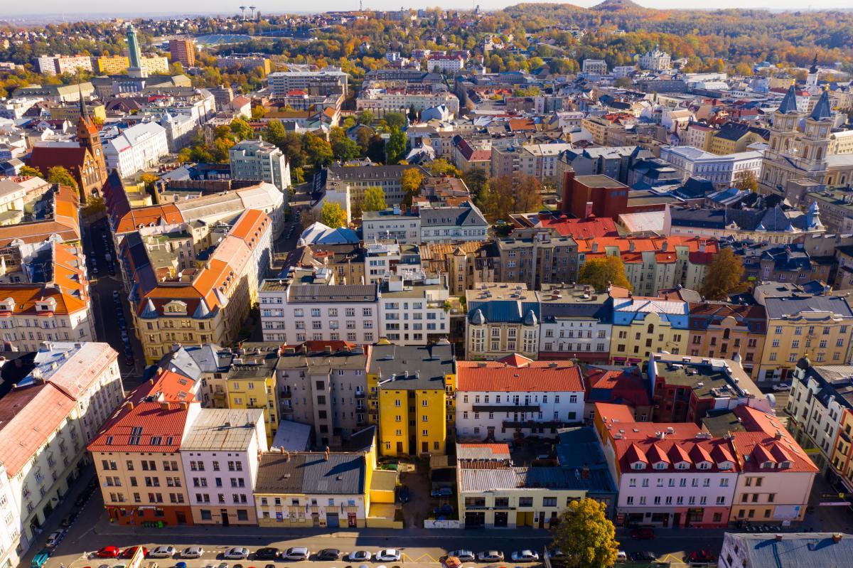 SkyUp начнет летать в чешскую Остраву / фото ua.depositphotos.com