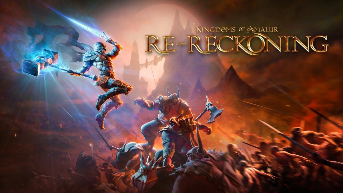 Kingdoms of Amalur: Re-Reckoning з'явиться на Switch 16 березня / фото THQ Nordic