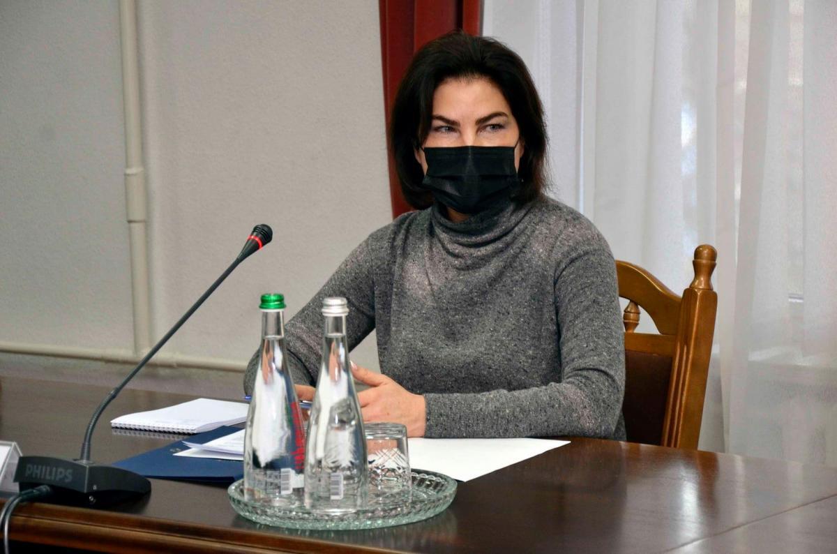 Ірина Венедіктова / фото: facebook.com/VenediktovaIryna