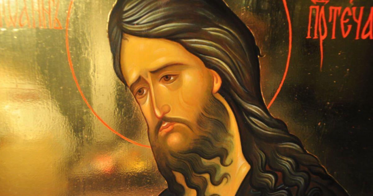 Праздник Иоанна Предтечи - история и традиции 20 января / фото obovsem.org