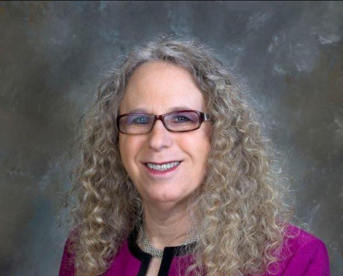 Доктор Рейчел Левайн может занять высокий пост в администрации Байдена/ фото Википедия