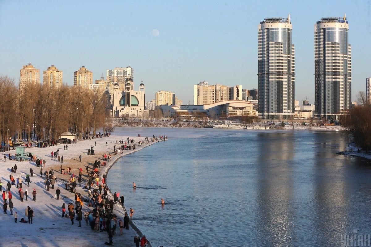 Сегодня в Киеве существенно потеплеет / фото УНИАН, Владимир Гонтар