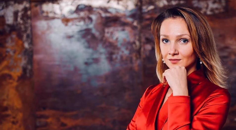 Сексолог Юлия Дамочкина / пресс-служба