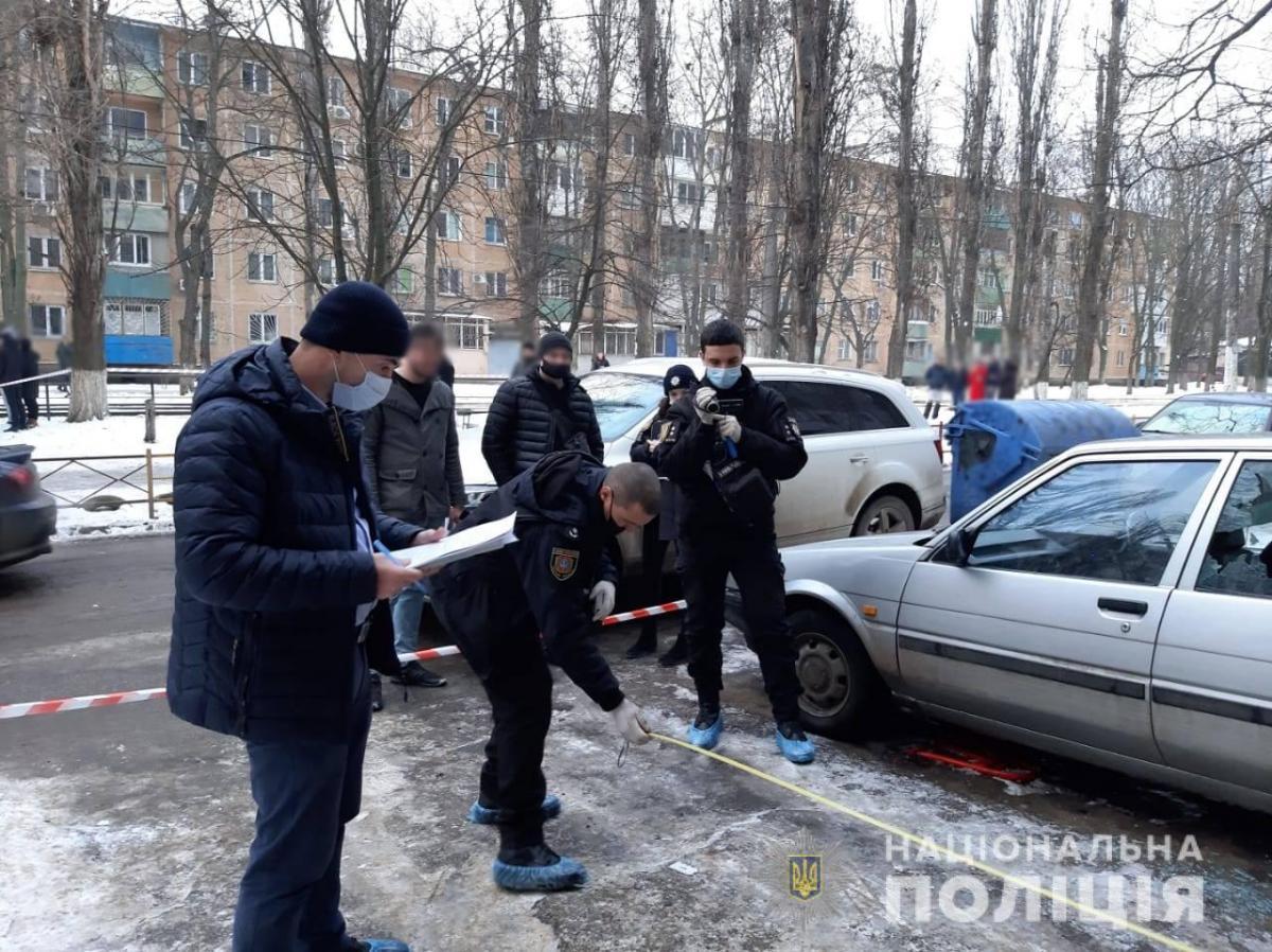 Зловмисник ходив по вулиці з відрізаною людською головою в руках / фото Нацполіція Одеської області