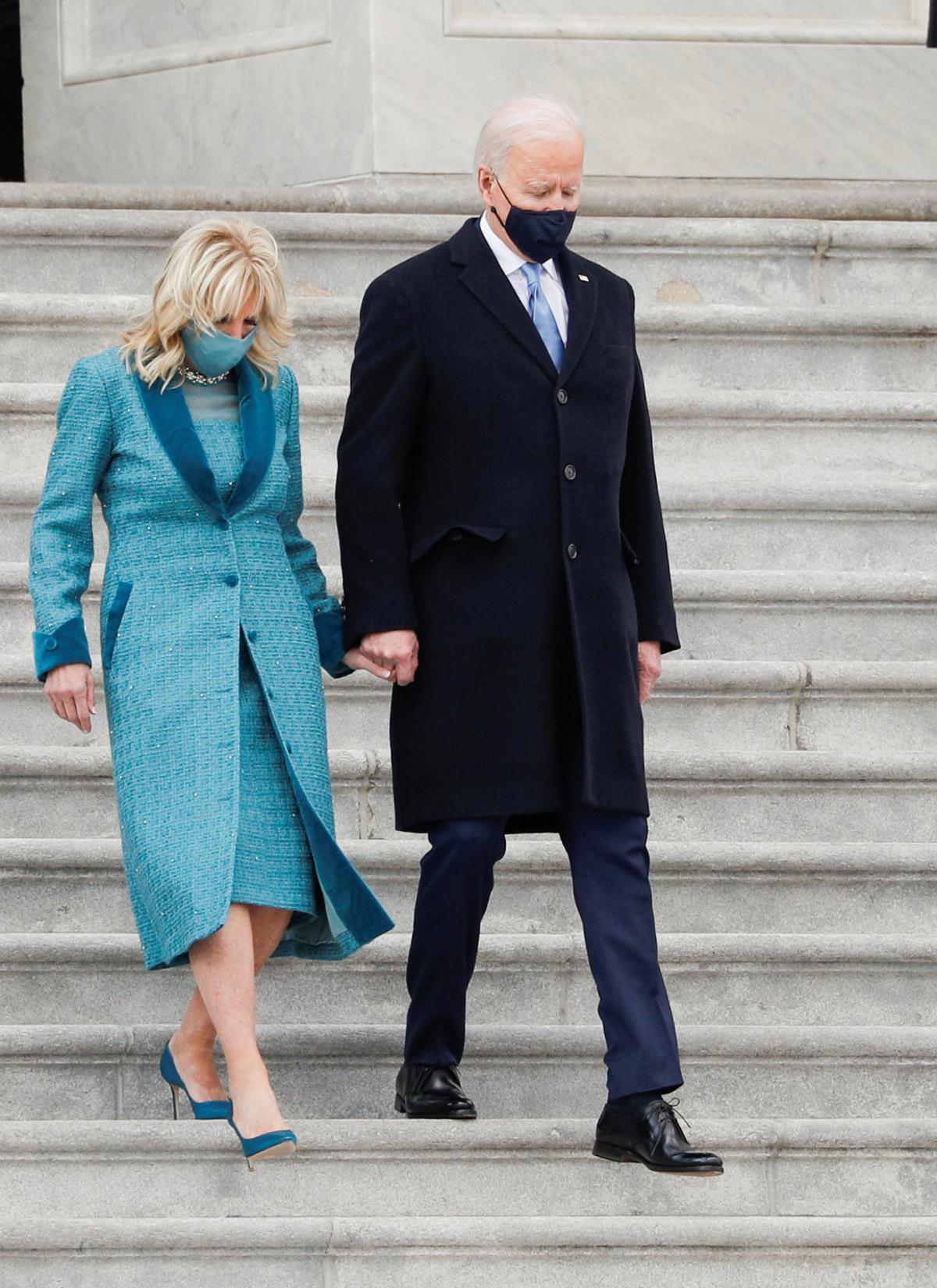 Джо і Джилл Байдени / фото REUTERS