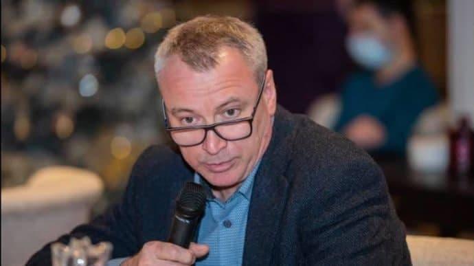 Deputy minister fired after DUI incident / Facebook Vitaliy Nemilostiviy