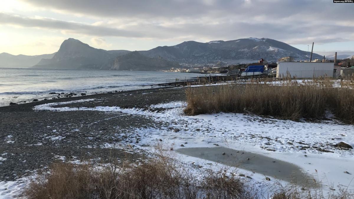 В Крыму пересохла одна из важнейших рек/ фото Крым.Реалии