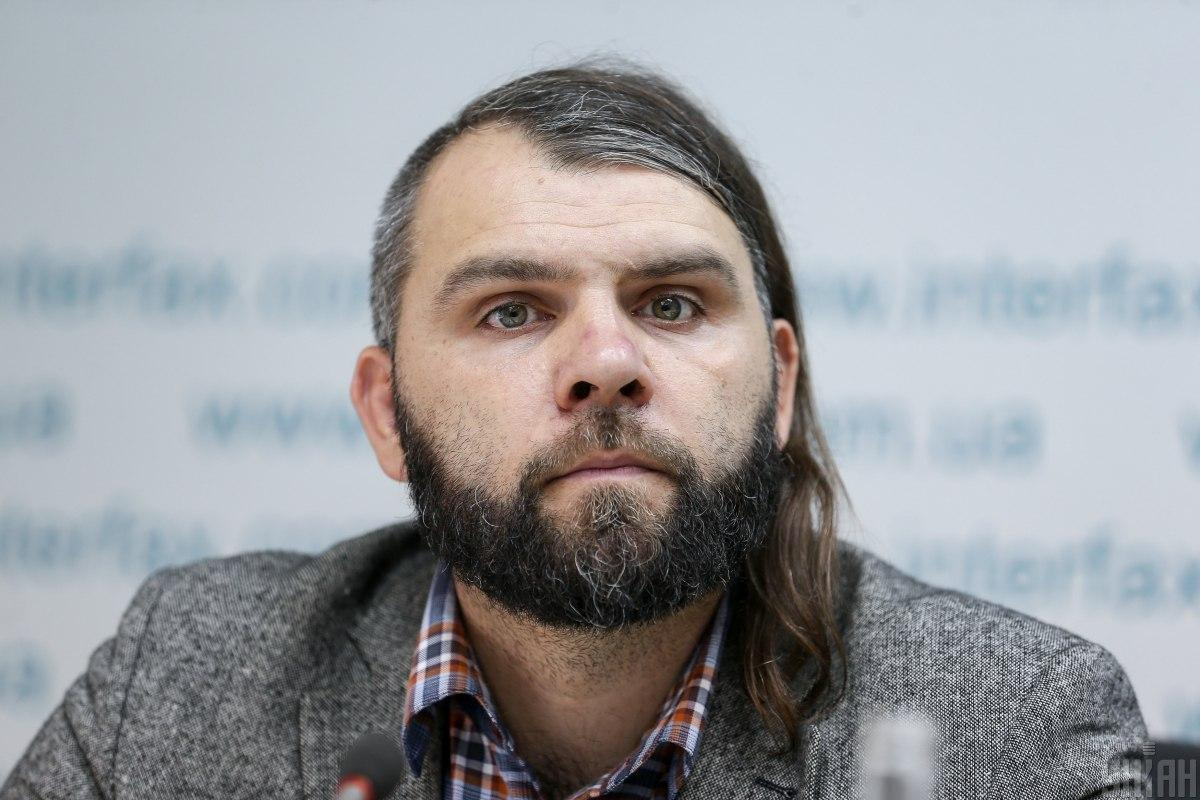 Активіст: Україну намагаються розділити / фото УНІАН