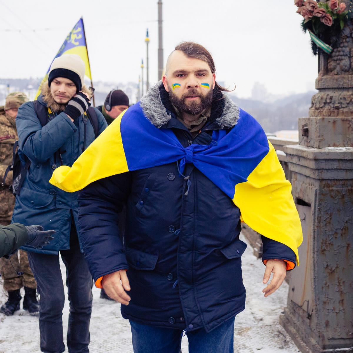 Вадим Васильчук: Акція об'єднує усю країну / sobornist.org.ua/