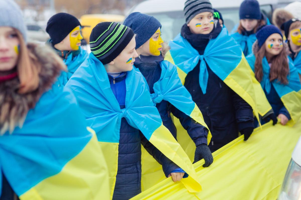 Вперше акція відбулася в 2008 році в Києві / sobornist.org.ua/