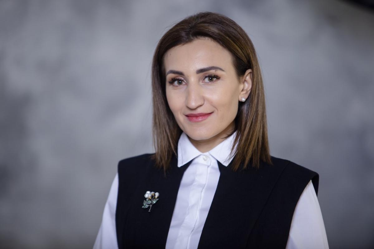 Народный депутат Татьяна Плачкова / фото пресс-службы