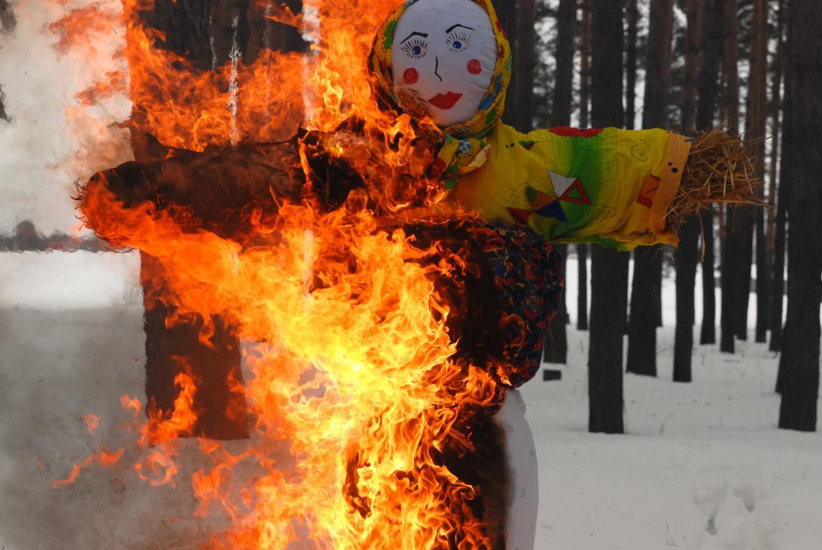 Как празднуют Масленицу - традиции / фото ua.depositphotos.com