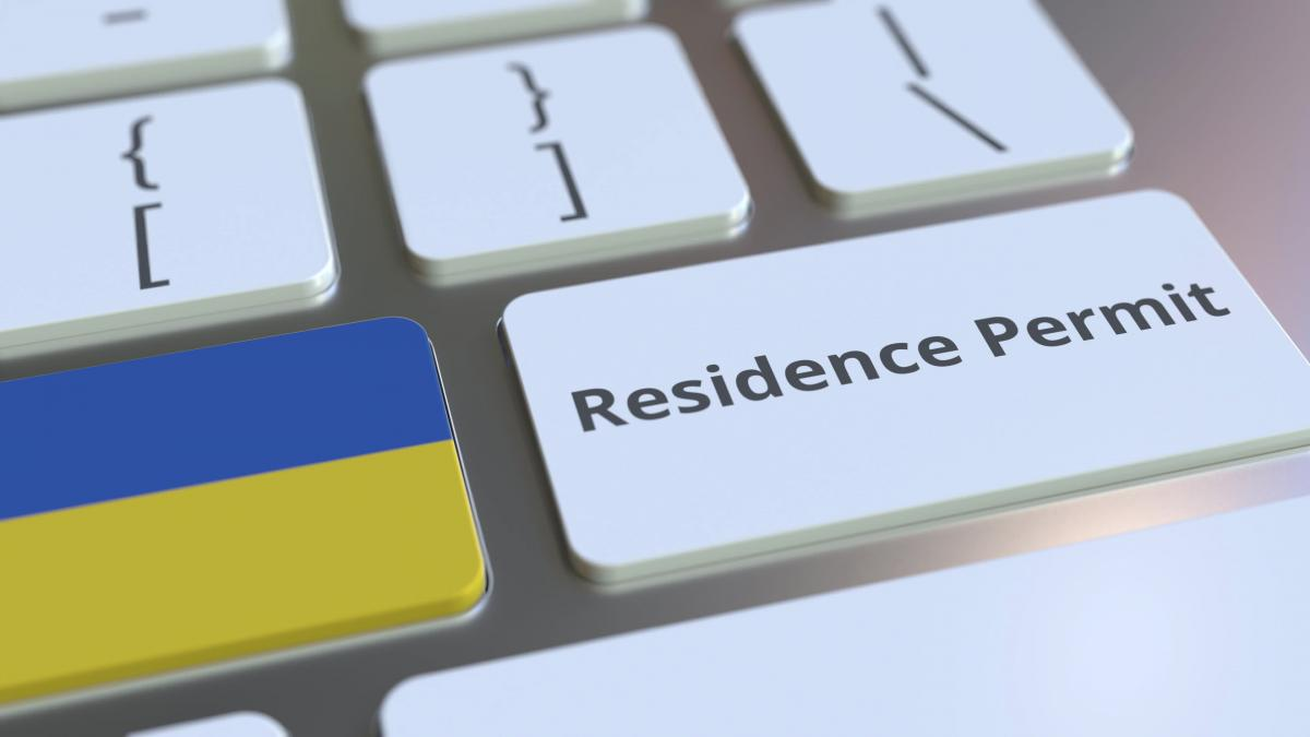 Украинцы - третьи по числу выданных разрешений на проживание в ЕС / фото ua.depositphotos.com