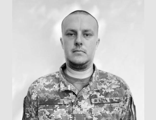 Військовий загинув на Донбасі / фото facebook.com/36obrmp