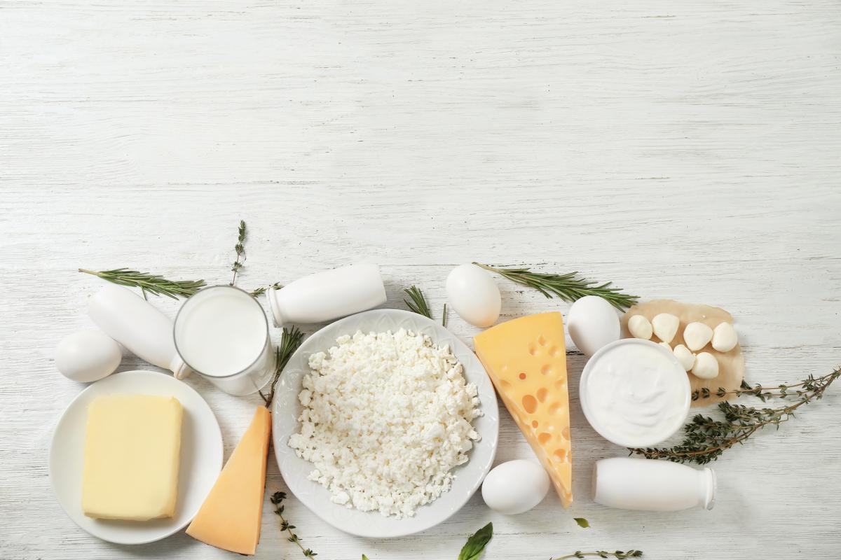 В 2020 году импорт молочных продуктов в Украину вырос в два раза / фото ua.depositphotos.com