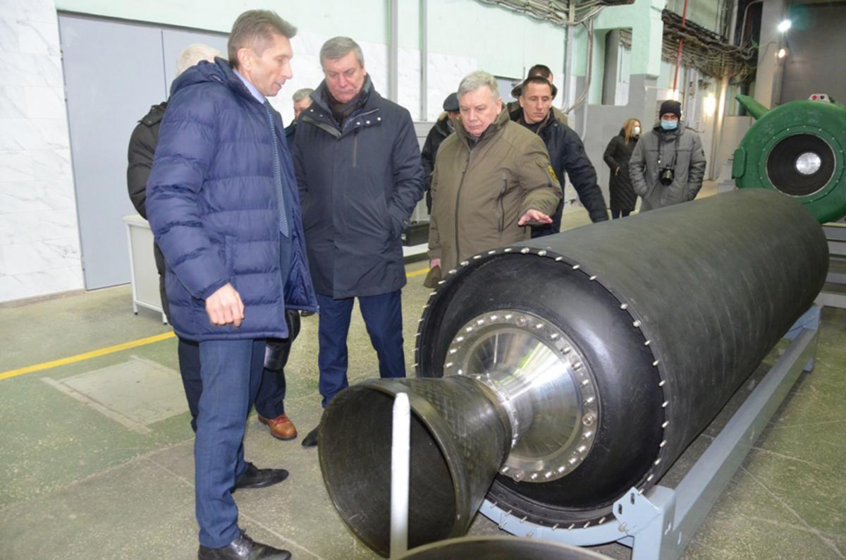Минобороны готово расширить финансирование украинской ракетной программы / фото mil.gov.ua