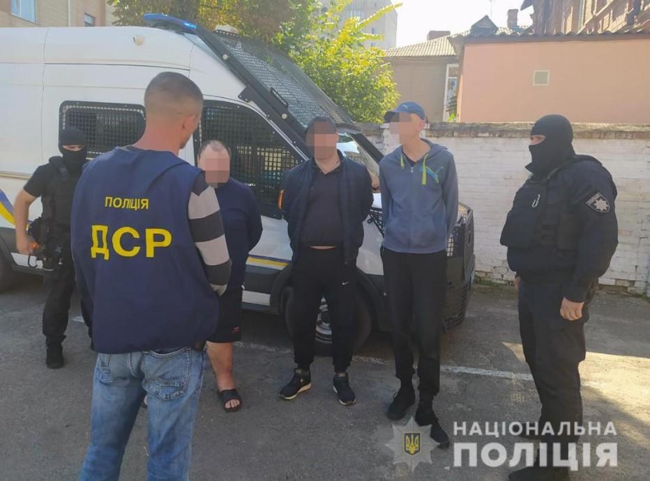 Членам группыгрозит до 5 лет лишения свободы / фото полиция области