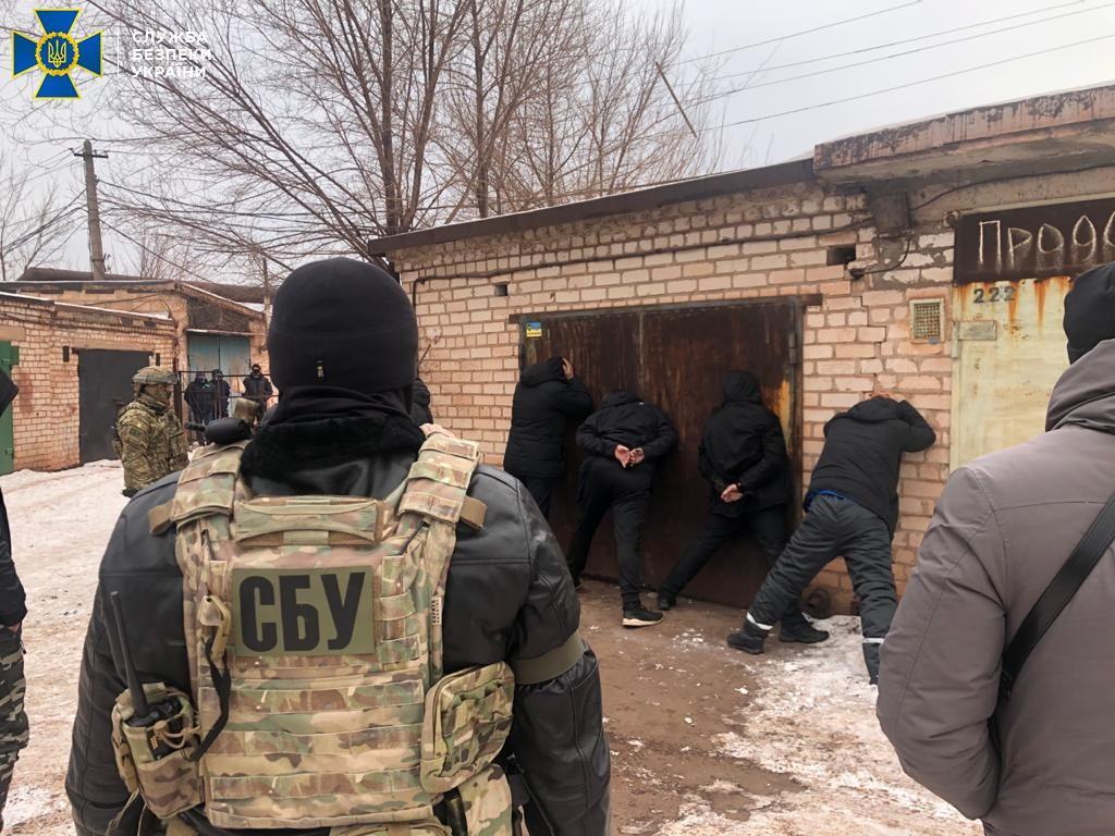 В Днепропетровской области прекращена деятельность мощной наркогруппировки / фото ssu.gov.ua