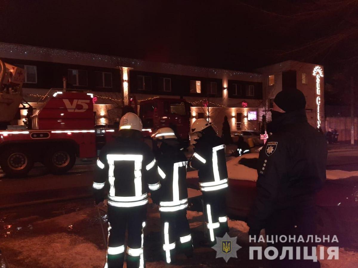 Пожежа в готелі Одеси забрала життя двох людей / фото od.npu.gov.ua