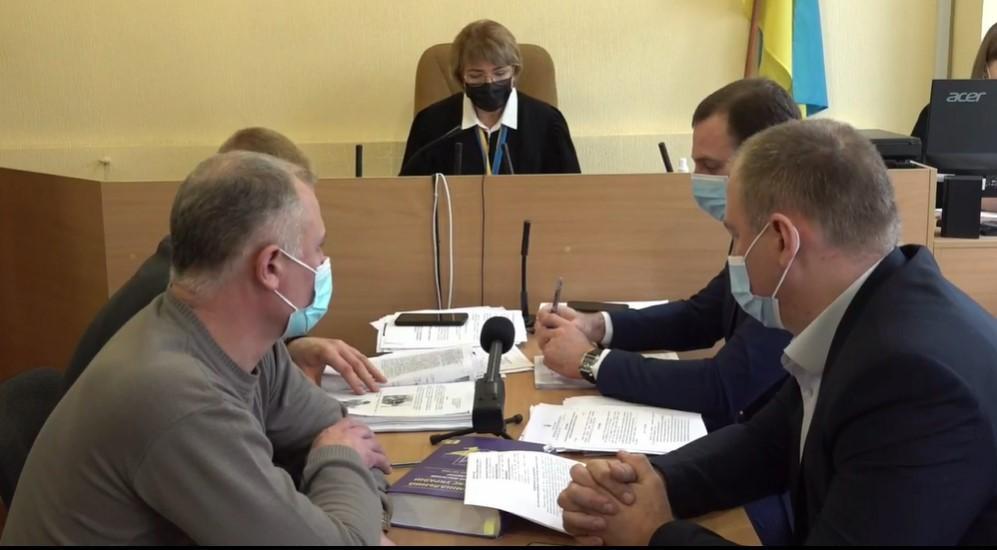 В Харькове суд избирает меры пресечения подозреваемым по делу о пожаре / фото facebook.com/suspilne.kharkiv