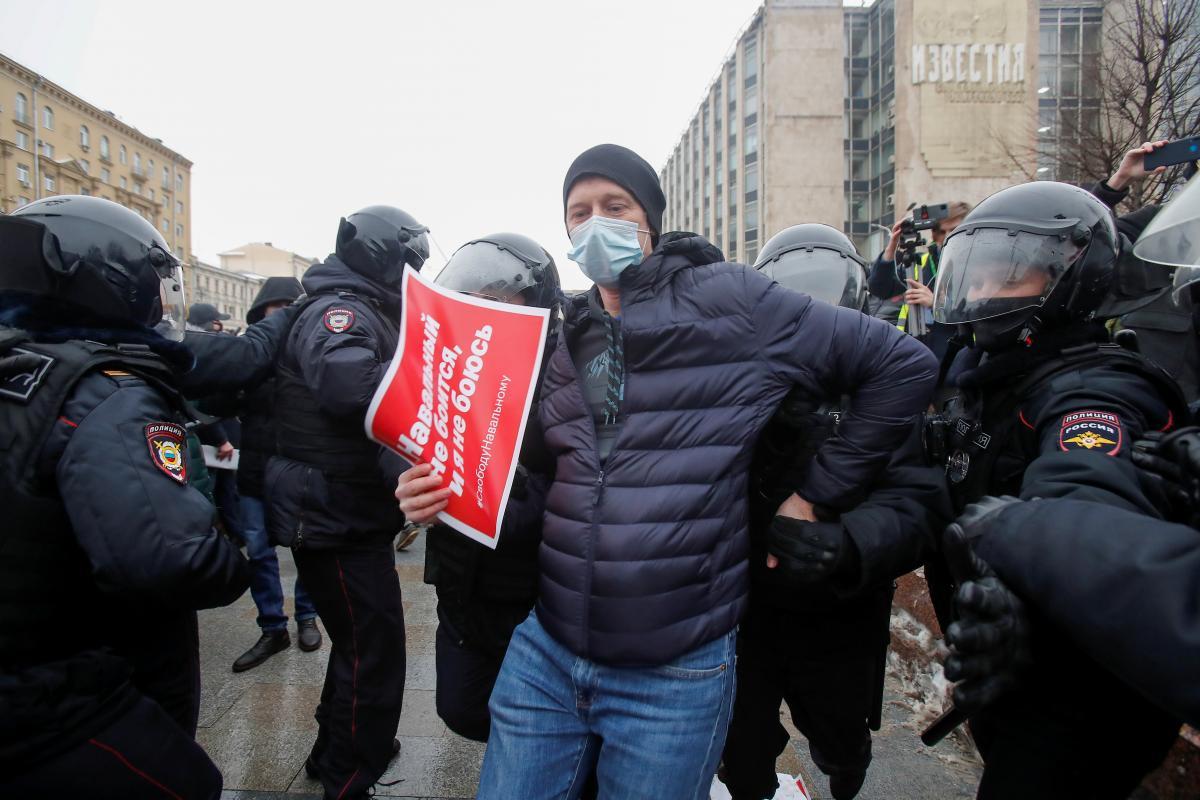 Все, что происходит в России, может так или иначе повлиять на всю Европу / фото REUTERS