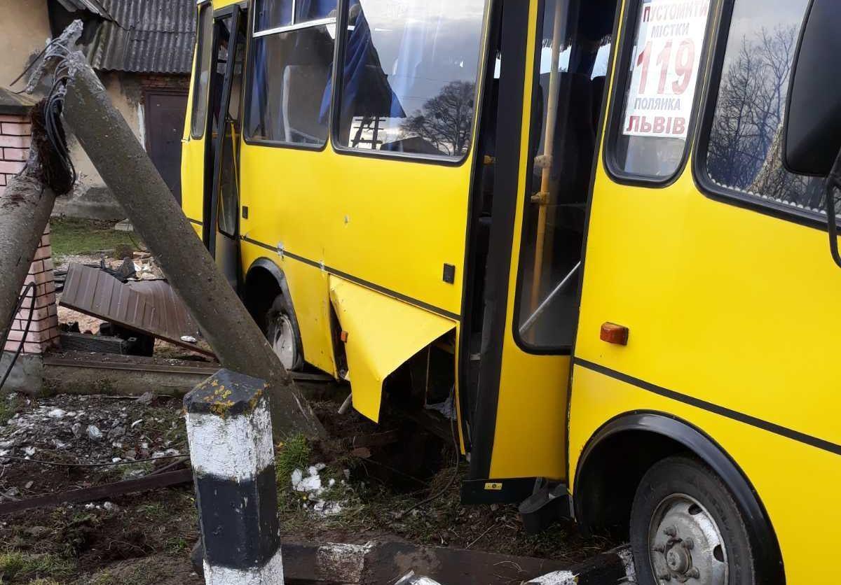 Аварія на Львівщині / фото facebook.com/LvivRailway