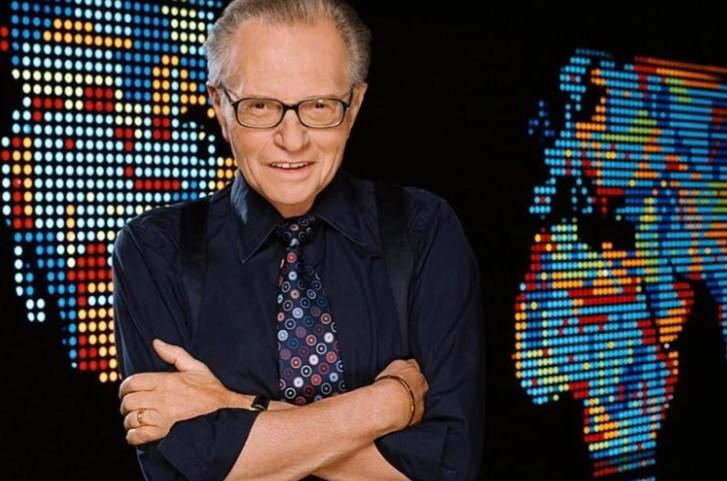 Ларри Кингу было 87 лет / фото Larry King/Twitter