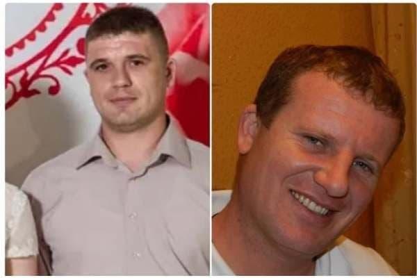 Радик і Філіп Кординяну / фото t.me/radiogovoritmsk