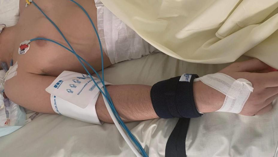 Неделю14-летний украинец пробыл в коме / фото usionline