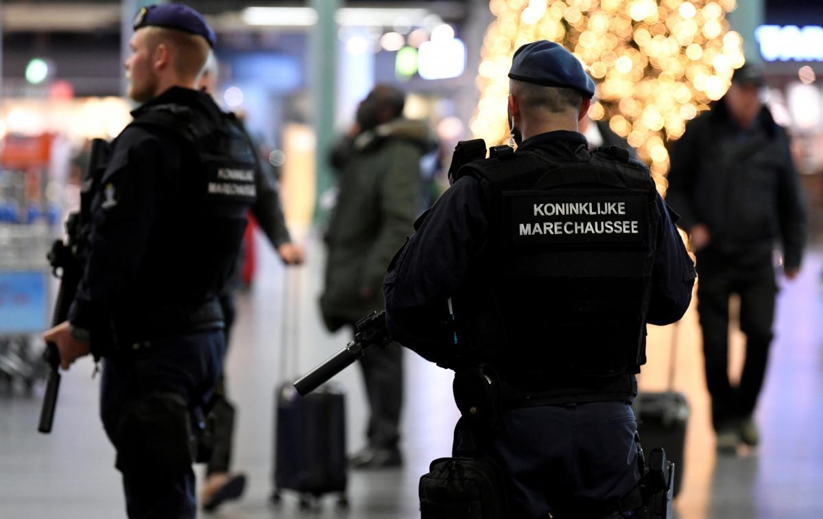 Самого разыскиваемого наркобарона задержали в амстердамском аэропорту / фото REUTERS