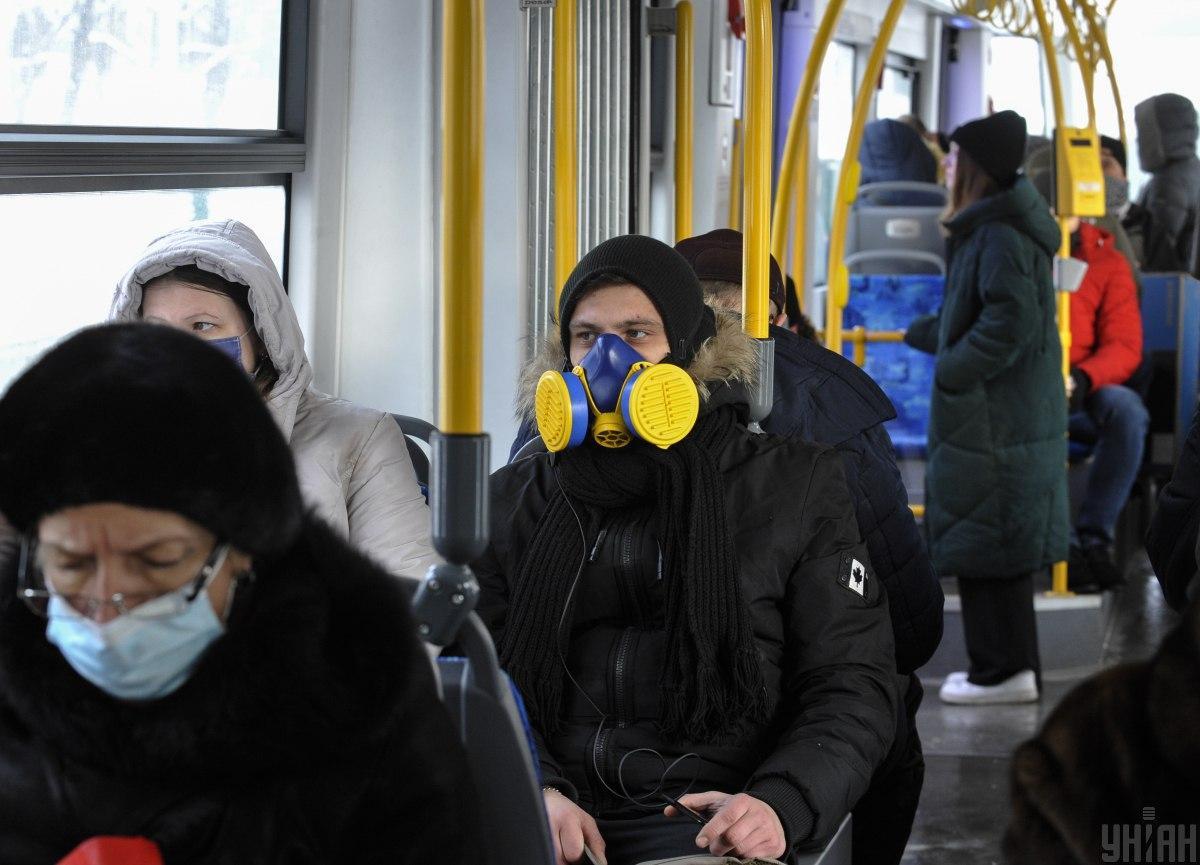 В Україні 2 516 нових випадків коронавірусу / фото УНІАН, Чузавков Сергій