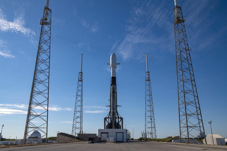 Запуск багаторазової ракети-носія Falcon 9 відбувся з комплексу SLC-40 у Флориді / фото twitter.com/spacex