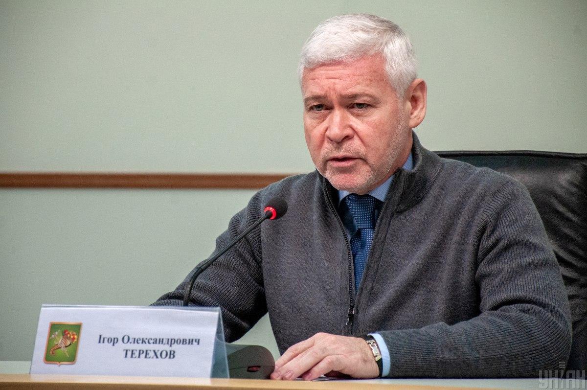 Секретарь горсовета Игорь Терехов не направил два из трех необходимых документов / фото УНИАН, Андрей Мариенко